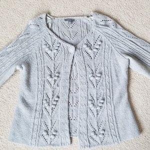 Apt. 9 Gray Sweater
